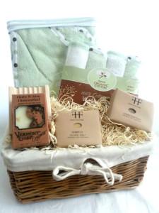 Hanley Fold Farm Gift Basket